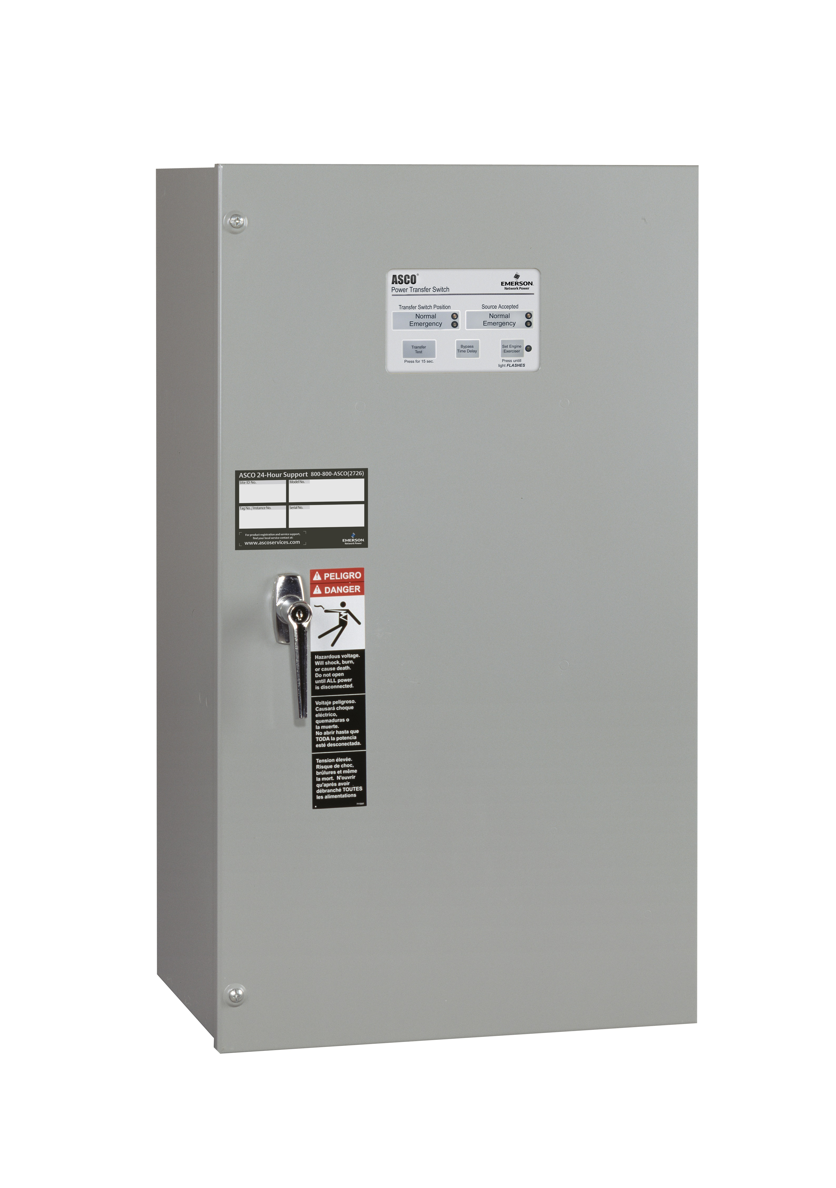 Home / Transfer Switches 100 Amp ASCO Automatic Transfer Switch - 480